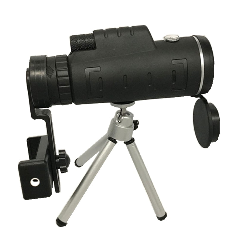 Mini Monocular Telescope Mobile Phone Lenses