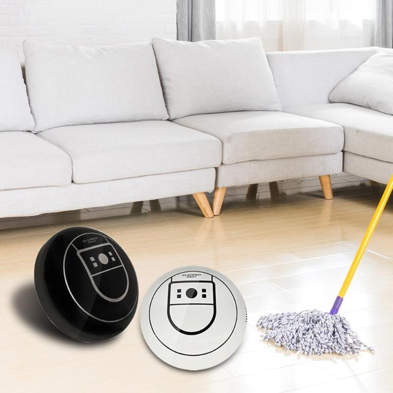 Smart Robot Mop Floor Dust Cleaner