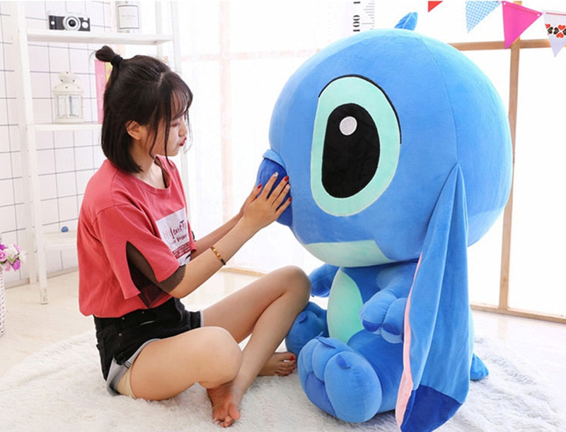 Cartoon Stitch Lilo & Stitch Plush Toy Doll Children Stuffed Toy