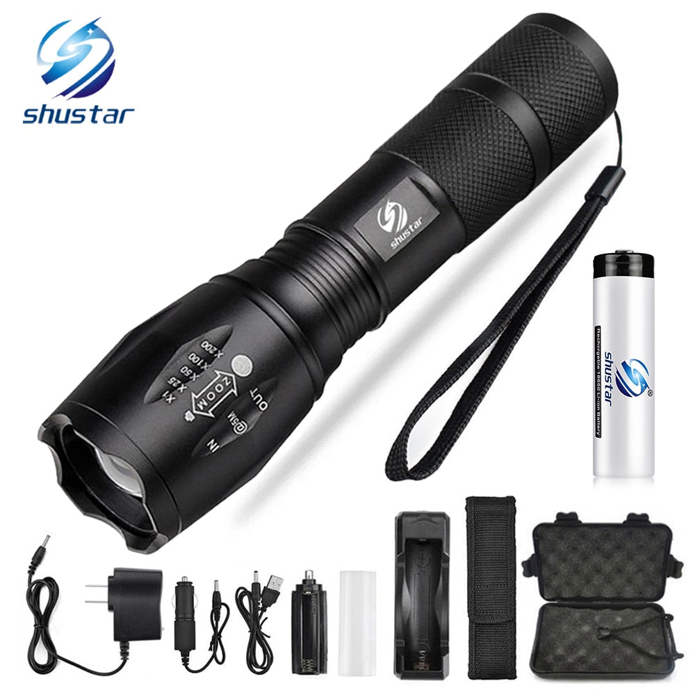 LED Flashlight Ultra Bright torch