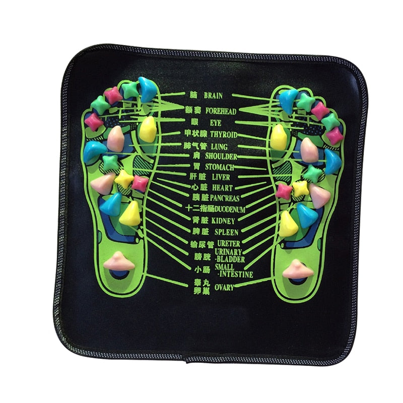 Acupressure Massager Mat  - Relax Body & Relieve Stress
