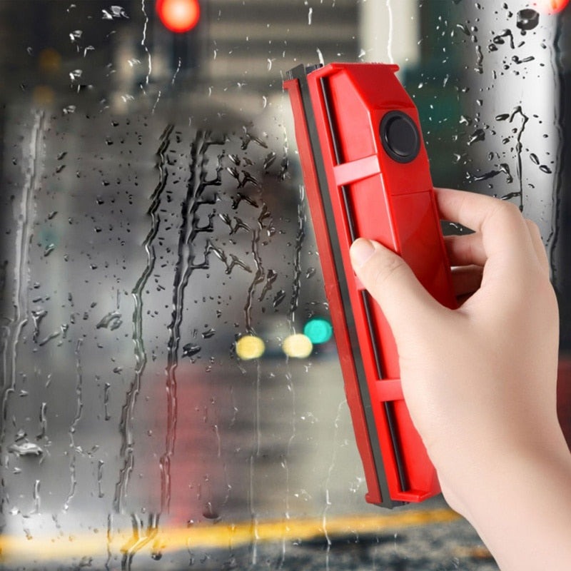 Window Magnetic Brush Wiper Glass