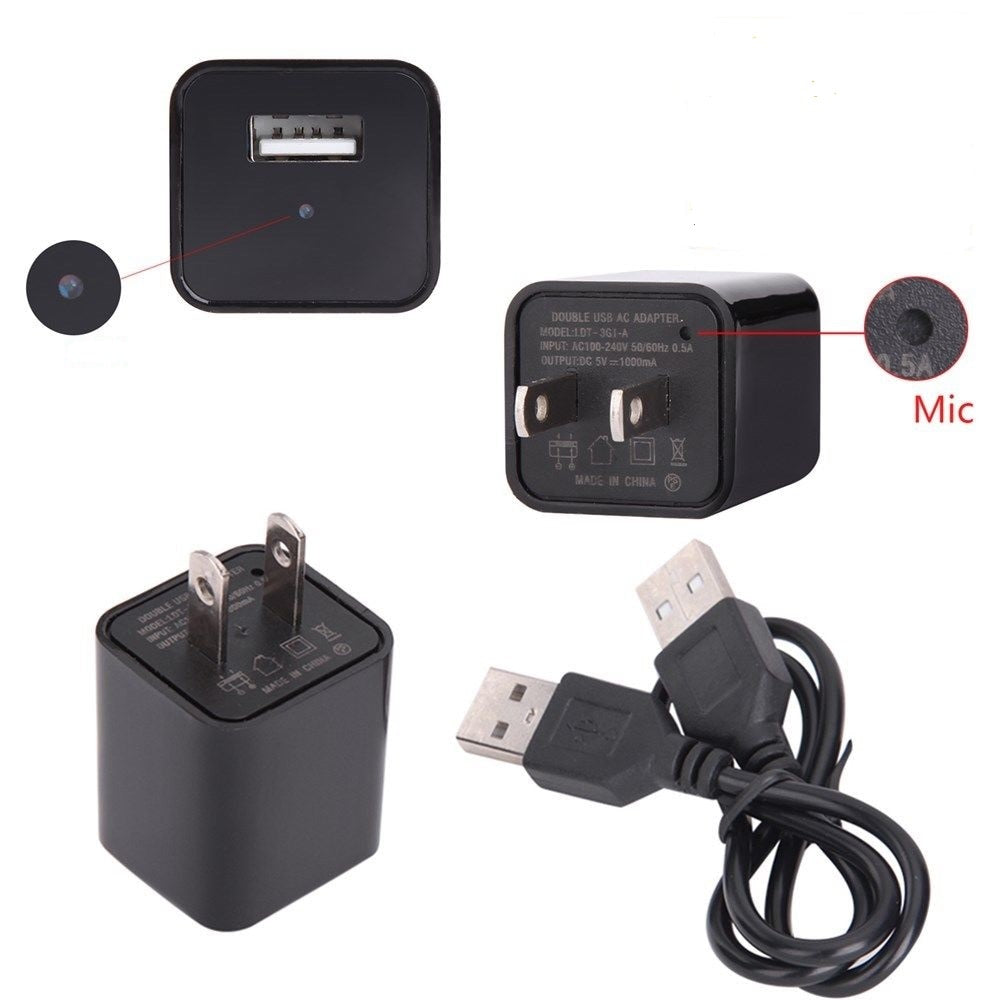USB Charger Mini Cam