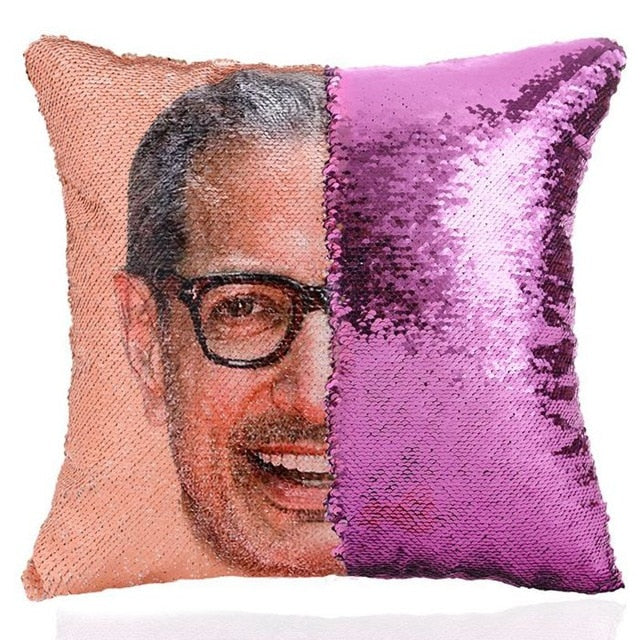 Reversible Color Changing Pillow Case