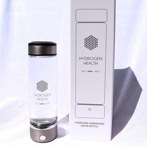 Hydrogen Health Water Bottle