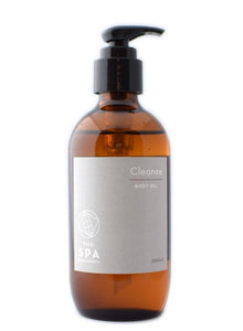 Cleanse Body Oil