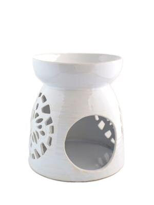 Oil Burner - White