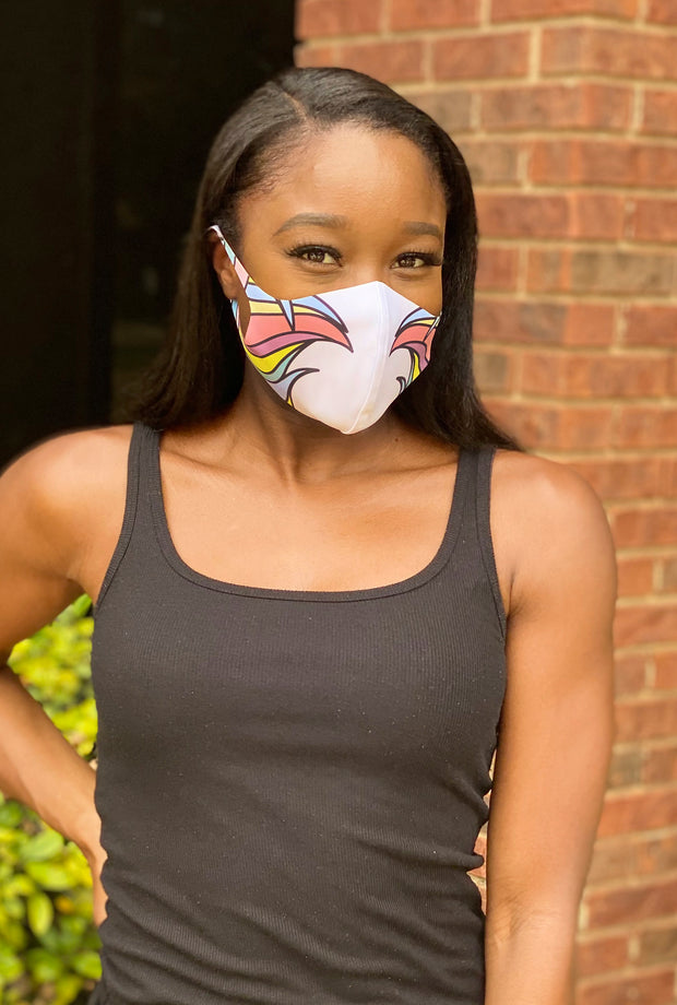 ZOOMERS 6-Pack Fashion Mask