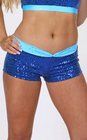 Kali Shorts Sequin