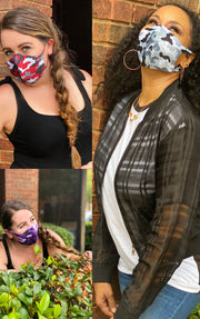CAMO 6-Pack Fashion Mask