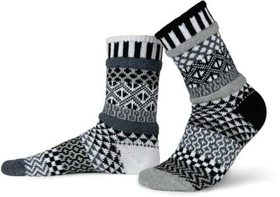 Midnight Women's and Men's Socks