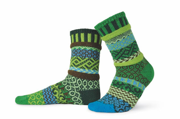 Earth Women's and Men's Socks
