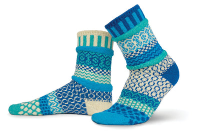 Zephyer Women's and Men's Socks