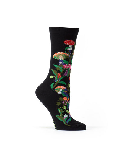 Amanita Muscaria Women sock