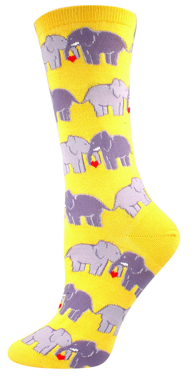 Elephant Love Women sock