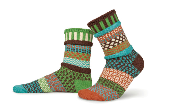 September Sun Women's and Men's Socks