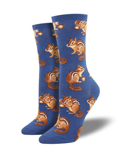 CHIPMUNK CHEEKS Women's Socks