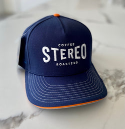 Stereo Coffee Ball Cap