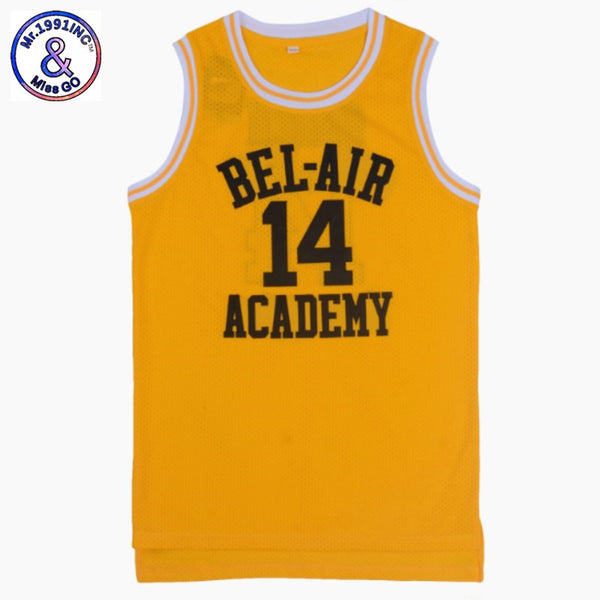 "The Fresh Prince Of Bel Air Academy Jersey #14 ""Will Smith"" - daninetyflyclothing"