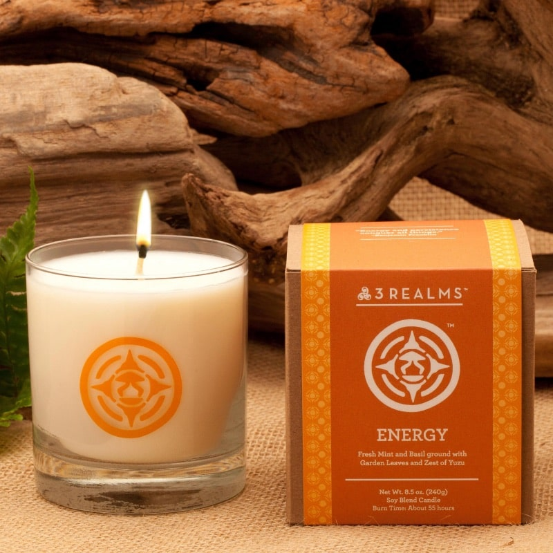 Energy Candle (Scented)