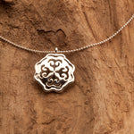Protection Necklace Sterling