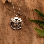 Hero Necklace Sterling
