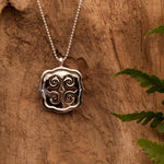 Strength Necklace Sterling
