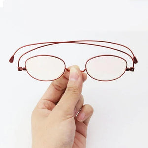 Intelligente Multifokus-Lesebrille