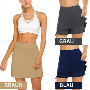 Workout Pleated Skirts