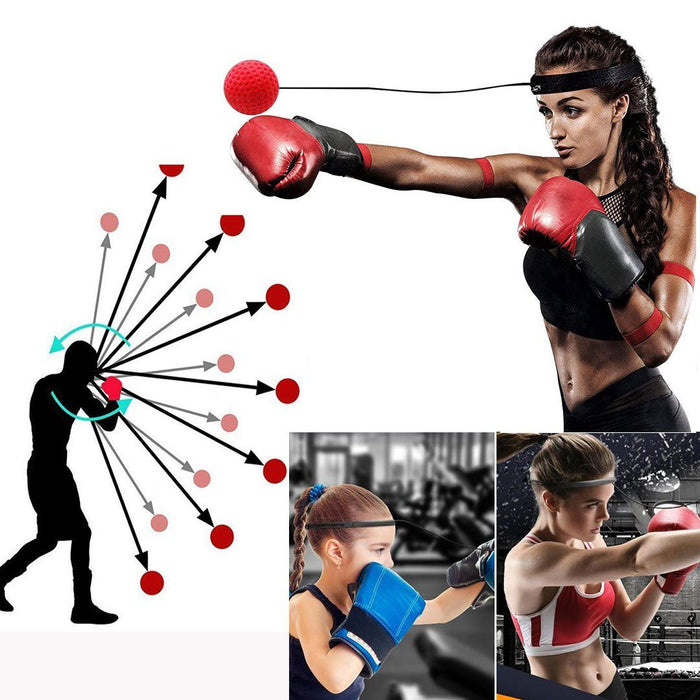 Dekompression Ball, Boxtraining & Reaktionsfähigkeit Training