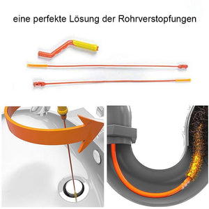 Kanalisation Reinigung Tool,2 packs