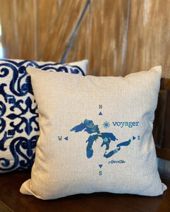 Voyager Pillow