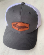 Load image into Gallery viewer, Logo Leather Tagged Hat