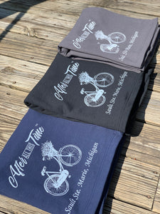 Bike Logo Blanket