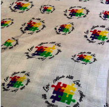 Load image into Gallery viewer, Autism Swaddle Blanket