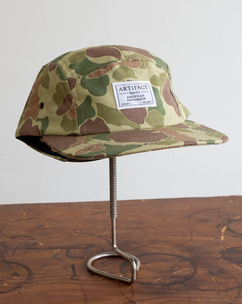 New Product Alert:  ARTIFACT 5-Panel Caps