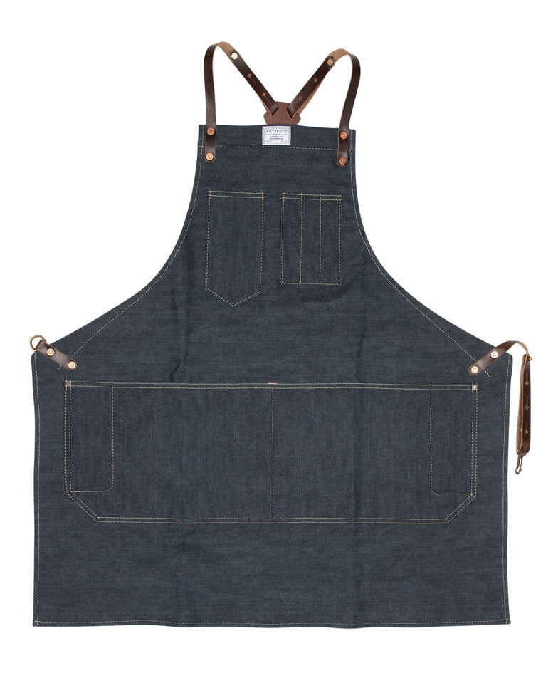 325Y Cone Denim Apron