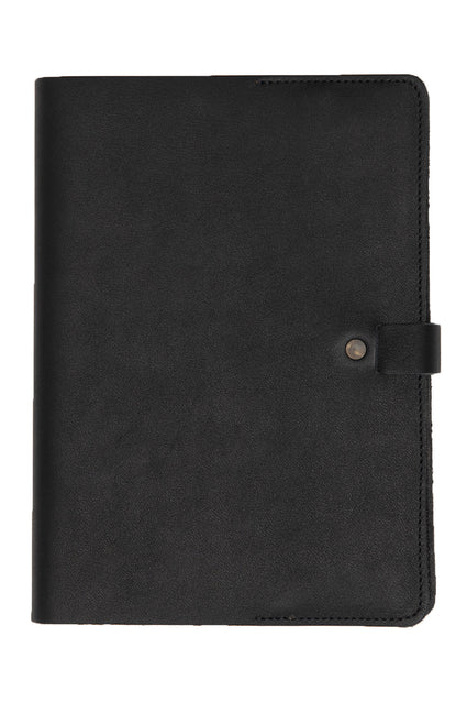 ARTIFACT leather A5 journal - black back