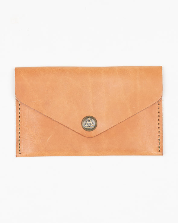 Harness Leather Snap Wallet