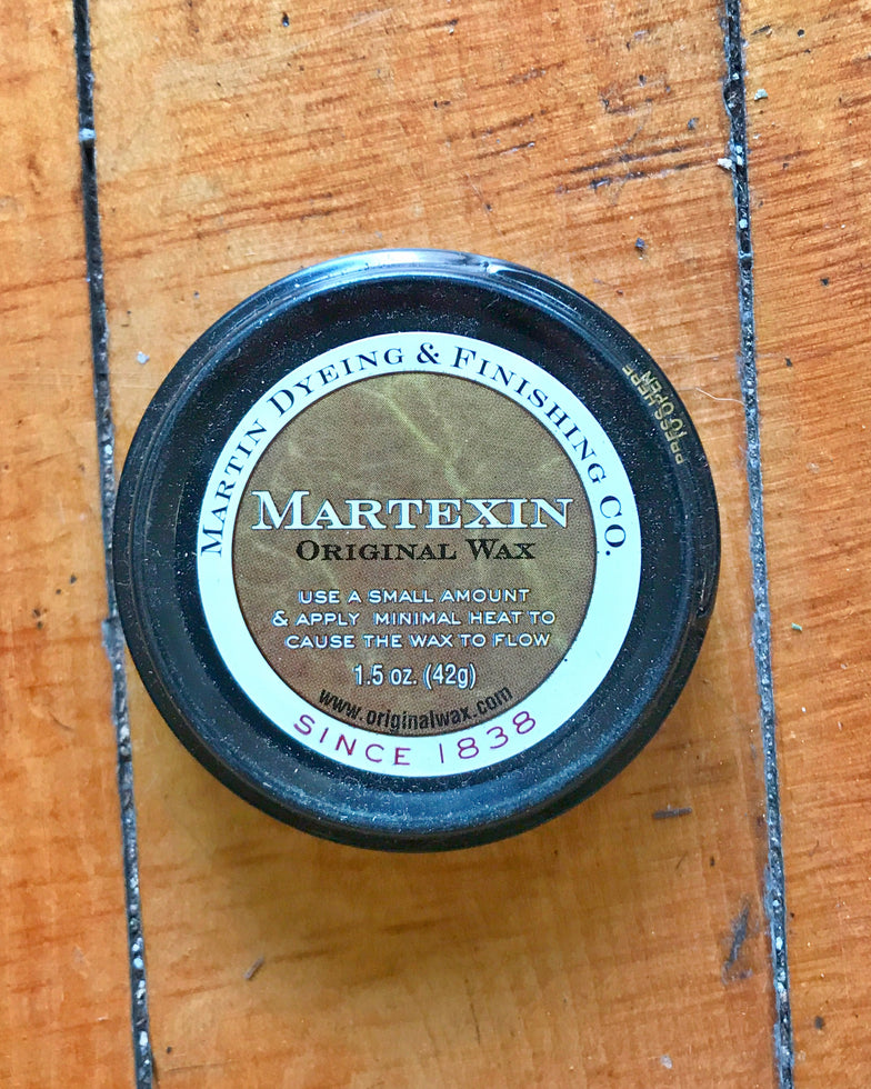 Original Martexin Wax for Waxed Cotton