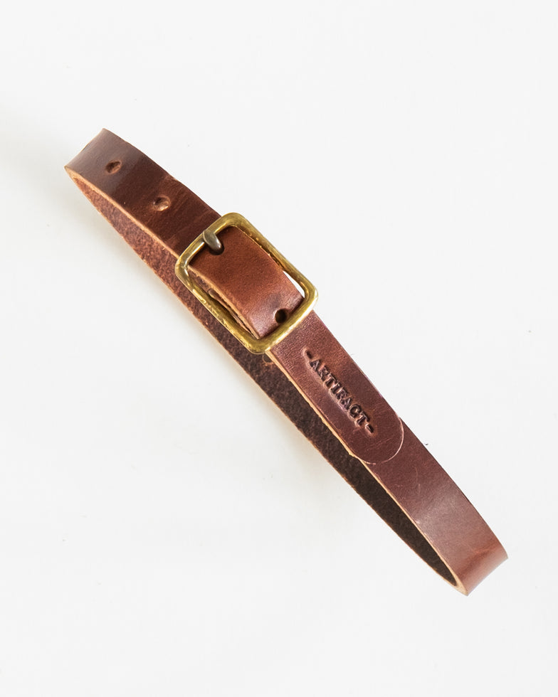 Leather Ruck Strap