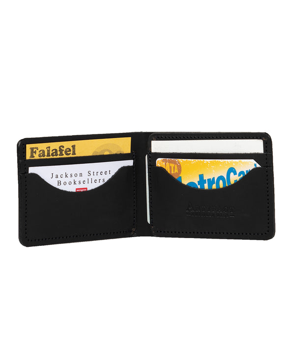 Harness Leather Bifold Wallet