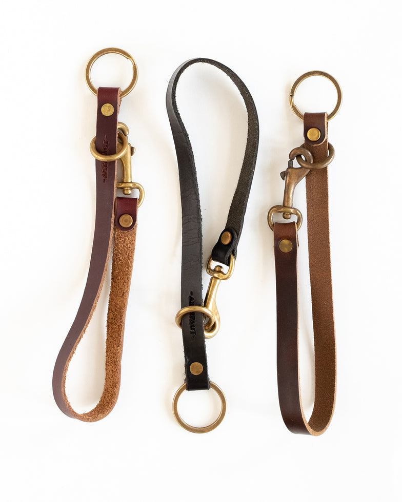 black, brown, or cordovan Leather
