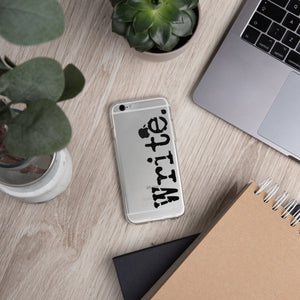 """Write"" iPhone Case"