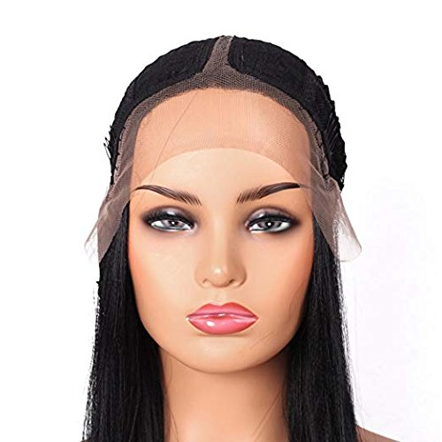 Lace Front Wigs Straight Short Bob Wig (Free Extreme Glue Included)