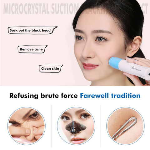 Image of Electric Suction Blackhead Remover Vacuum