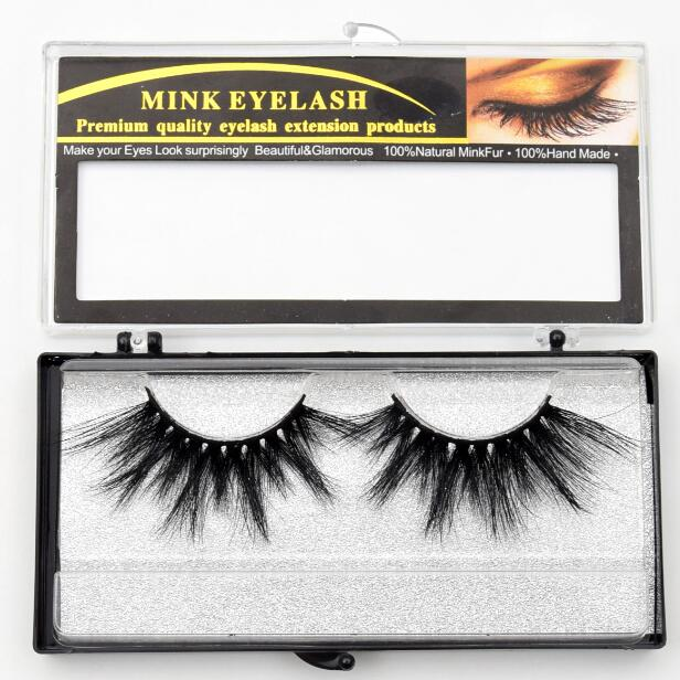VIPAPPLE Mink Lashes Cruelty Free