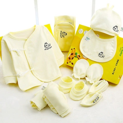 10pcs/set New Born Baby Gift Set