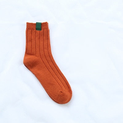 Style Christmas Winter Socks