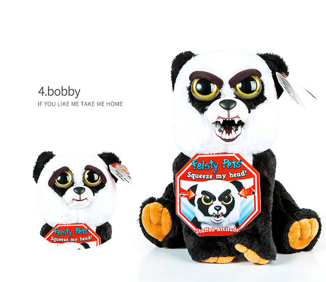 Feisty Pets Roaring Angry Toy Children Gift